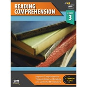"Houghton Mifflin Harcourt ""Steck-Vaughn Core Skills Reading Comprehension"" Workbook, Grade 3rd"