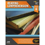 "Houghton Mifflin Harcourt ""Steck-Vaughn Core Skills Reading Comprehension"" Workbook, Grade 6th"