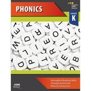 "Houghton Mifflin Harcourt ""Steck-Vaughn Core Skills Phonics"" Workbook, Grade K"