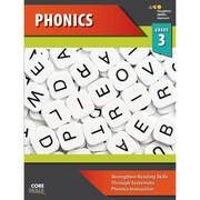 "Houghton Mifflin Harcourt ""Steck-Vaughn Core Skills Phonics"" Workbook, Grade 3rd"