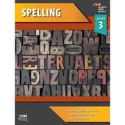 "Houghton Mifflin Harcourt ""Steck-Vaughn Core Skills Spelling"" Workbook, Grade 3rd"