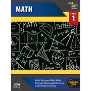 Houghton Mifflin Harcourt Core Skills Mathematics Workbook, Grade 1