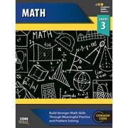 Houghton Mifflin Harcourt Core Skills Mathematics Workbook, Grade 3
