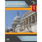"Houghton Mifflin Harcourt ""Steck-Vaughn Core Skills Social Studies"" Workbook, Grade 1st"