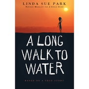 """Houghton Mifflin Harcourt """"A Long Walk to Water : Based on a True Story"""" Book, Grade 5th - 9th"""