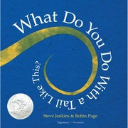 "Houghton Mifflin Harcourt ""What Do You Do with a Tail Like This?"" Book, Grade PreK - 3rd"