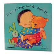 "Childs Play® ""If You're Happy and You Know it..."" Baby Board Book"
