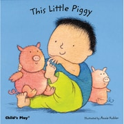 "Childs Play® ""This Little Piggy"" Baby Board Book"