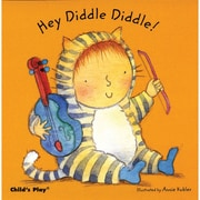 "Childs Play® ""Hey Diddle Diddle"" Baby Board Book"