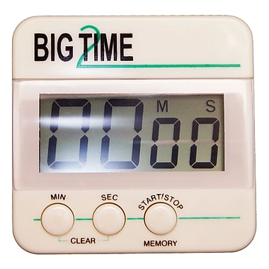 Ashley – Chronomètre/minuterie Big Time Too