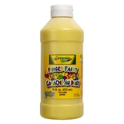 Crayola Non-toxic 16 oz. Washable Finger Paint (BIN131607)