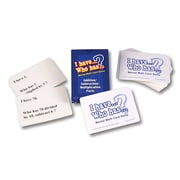 Learning Advantage™ I Have.. Who Has? Addition/Subtraction/Multiplication Facts Math Card Game