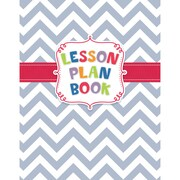 Creative Teaching Press – Livre « Lesson Plan Book », chevrons (CTP1262)