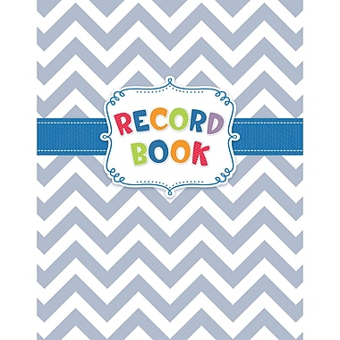 Creative Teaching Press Record Book, Chevron (CTP1263)