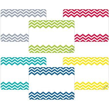 Creative Teaching Press - Étiquette unie pour tous les niveaux, chevrons, 36/paquet (CTP4549)