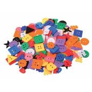 Learning Advantage Assorted Buttons, 575/Pack (CTU7177)