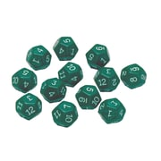 Learning Advantage™ 12-Sided Polyhedra Dice Game