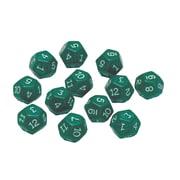 Learning Advantage – Dés polyèdres à 12 faces (CTU7341)