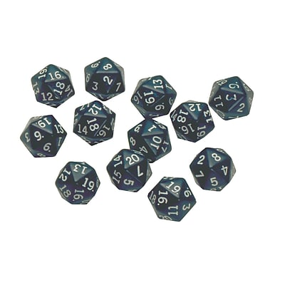 Learning Advantage™ 20-Sided Polyhedra Dice Game