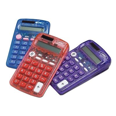 Learning Advantage™ CTU7506 8 Digit Display Student Calculator