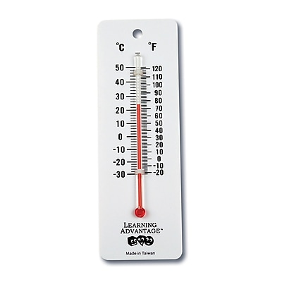 Learning Advantage™ Student Thermometer, 10/Pack