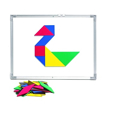 Learning Advantage Giant Magnetic Foam Tangram (CTU7716)