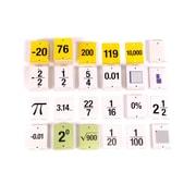 Learning Advantage™ F.U.N.™ Empty Number Line Cards, Grades 6-8