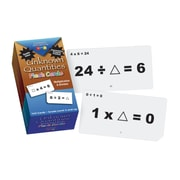 Learning Advantage™ Flash Card, Unknown Quantities Multiplication & Division