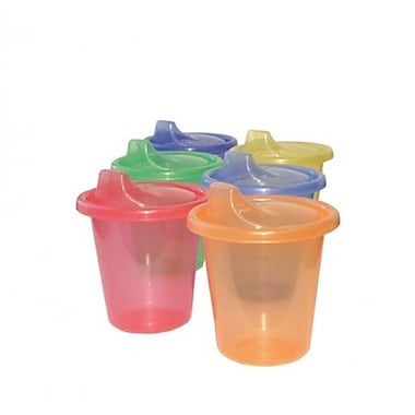 Dreambaby 6 Pack Spill Proof Tumblers (DB-L590)