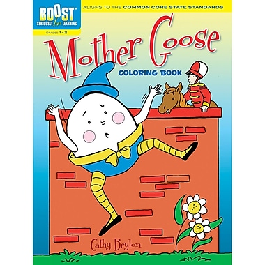 Dover® Boost™ Mother Goose Colouring Book (DP-494144)