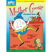 Dover - Livre à colorier Boost Mother Goose (DP-494144)