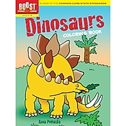 Dover® Boost™ Dinosaurs Coloring Book