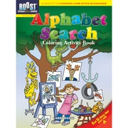 Dover Boost Alphabet Search Colouring Activity Book (DP-494160)