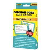 "Edupress® ""Common Core"" Math Task Card, Grade 5th"