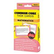 "Edupress® ""Common Core"" Math Task Card, Grade 6th"