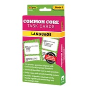 "Edupress® ""Common Core"" Language Task Card, Grade 3rd"