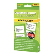 "Edupress® ""Common Core"" Vocabulary Task Card, Grade 3rd"