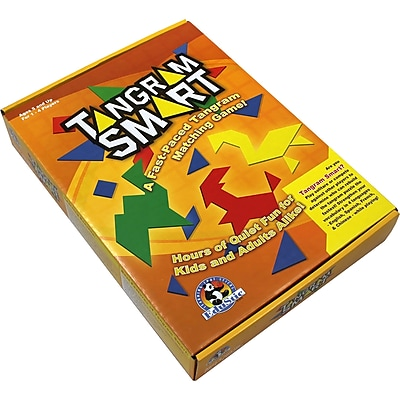 Edustic Tangram Smart Matching Game
