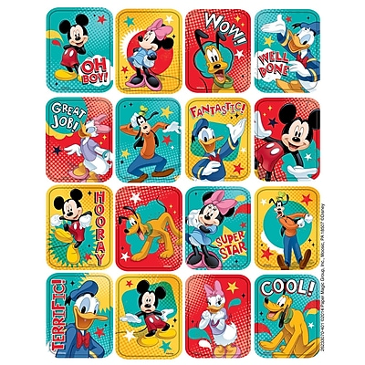 Eureka® Lenticular 3D Sticker, Mickey®