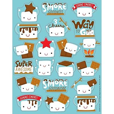 Eureka® Scented Sticker, Marshmallow