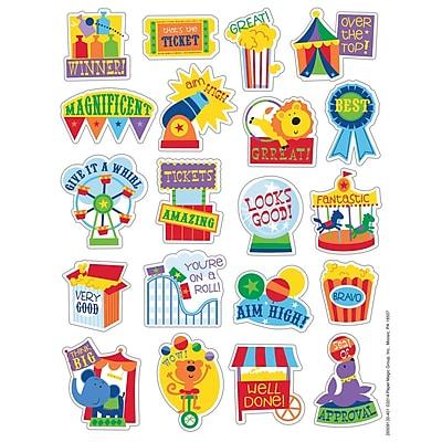 Eureka® Scented Sticker, Popcorn