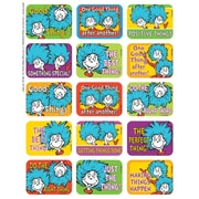 Eureka® Success Sticker, Dr. Seuss™ Thing 1 and 2, 120/Pack