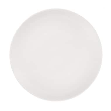 Maxwell & Williams White Basics Coupe Dinner Plate, 8/Pack