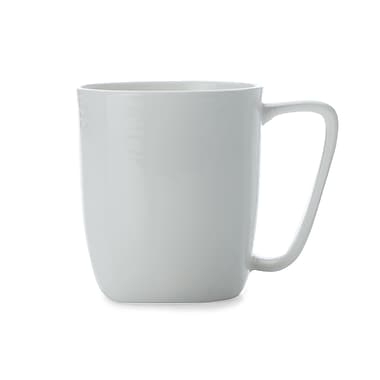 Maxwell & Williams Cashmere Angle Handle Mug, 6/Pack