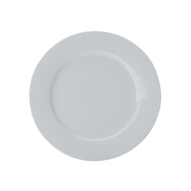 Maxwell & Williams – Assiette plate White Basics, 12/paquet