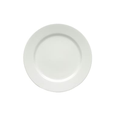 Maxwell & Williams White Basics Entree Plate, 12/Pack