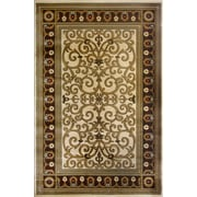 "Lanart Elizabeth Area Rug, 7'8"" x 9'6"", Brown"