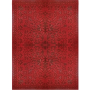 Lanart Epoch Area Rug, Red