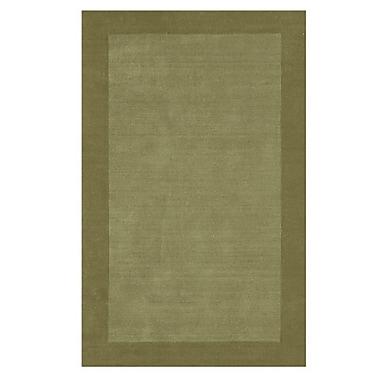 Lanart – Tapis Hamlet, 8 x 10 pi, vert