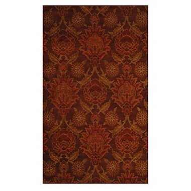 Lanart Louvre Area Rug, 4' x 6', Red
